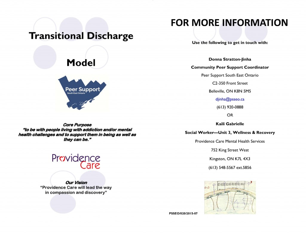 Transitional Discharge Model 2